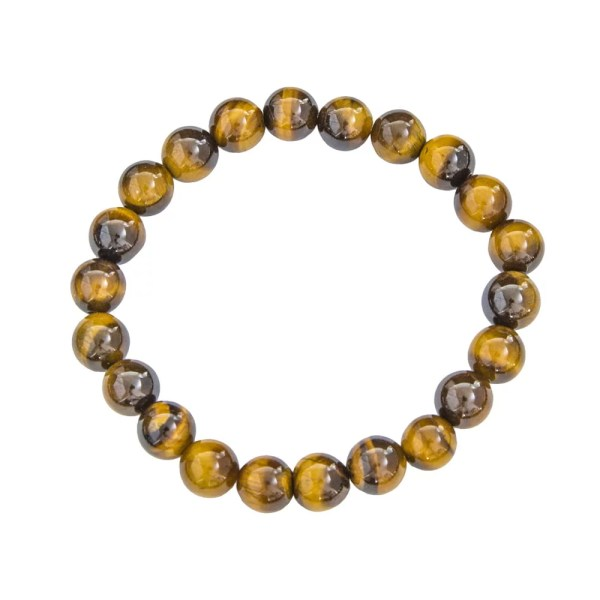 Mina'sMood - Bracelet Oeil de tigre 8mm