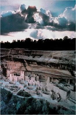 Cité Anasazis