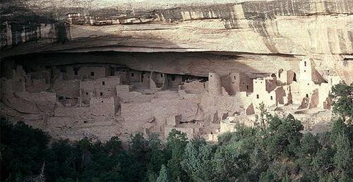 Habitations des Anasazis