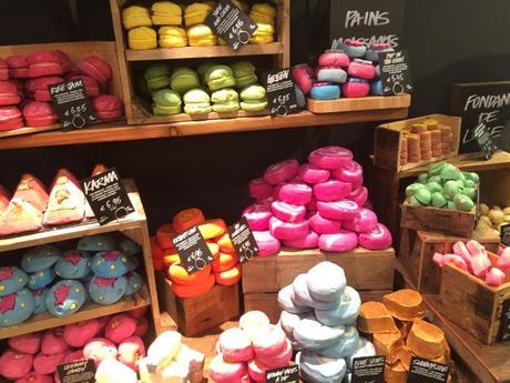 Boutique Lush France