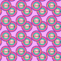 roze pattern