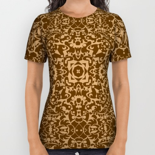 brown-t4a-all-over-print-shirts