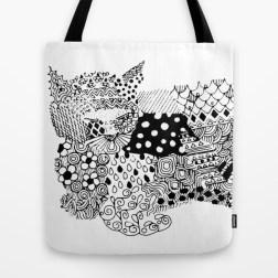 white-cat-mic-bags