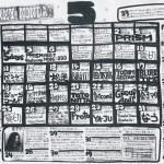 STORMY MONDAY 2014年5月スケジュール表