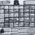 STORMY MONDAY 2014年8月スケジュール表