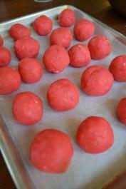 Shaped Cake Pop Balls
