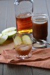Bourbon Cocktail with Apple Cider Syrup