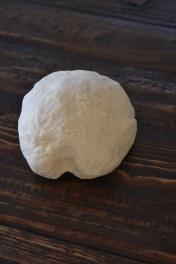 Calzone dough ready to rise (www.mincedblog.com)