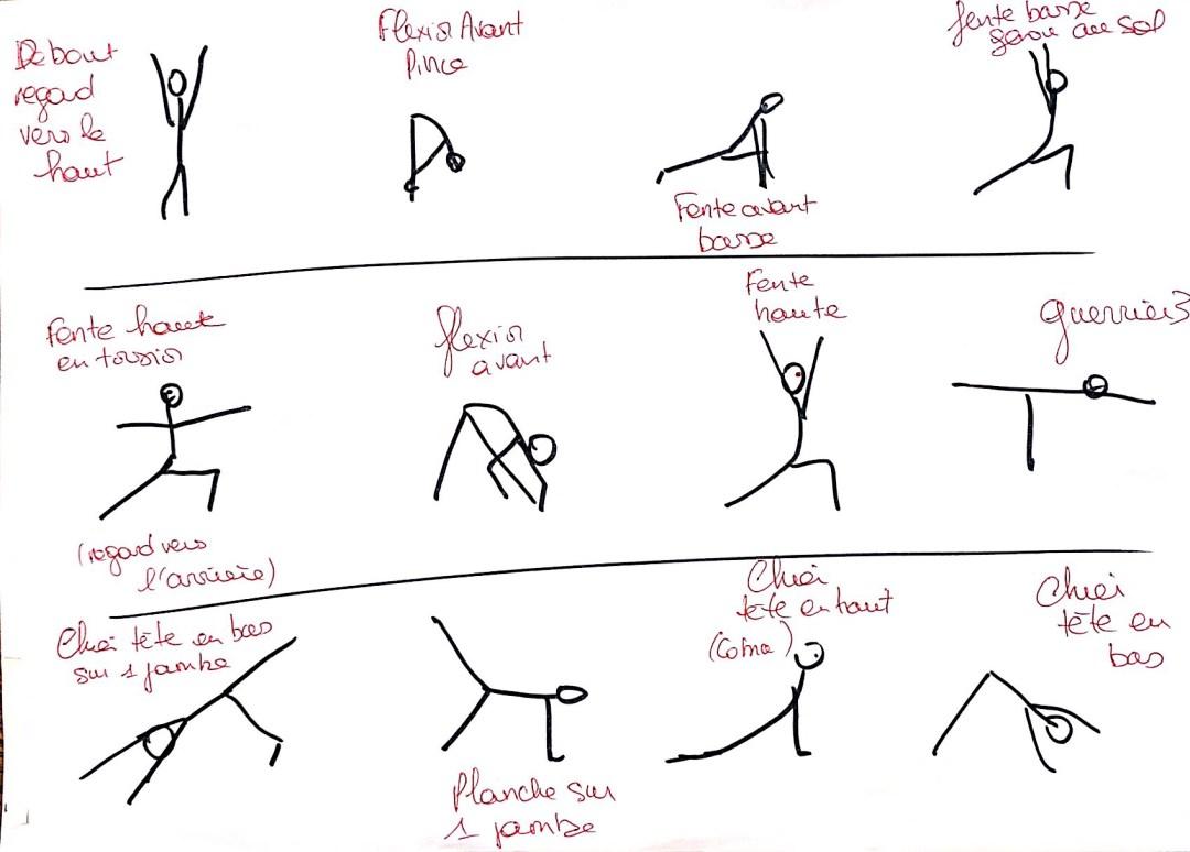 JETLAG YOGA, le yoga pour récupérer en cas de décalage horaire