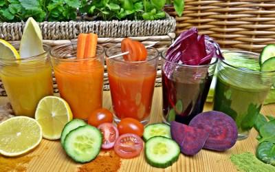 Les jus de légumes : alliés Santé et Minceur