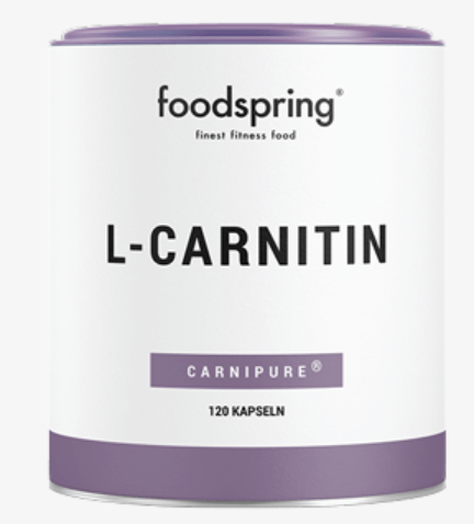 La L carnitine Foodspring