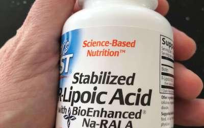L'Acide Lipoïque :  5 vertus qui optimisent mon Alimentation Cétogène