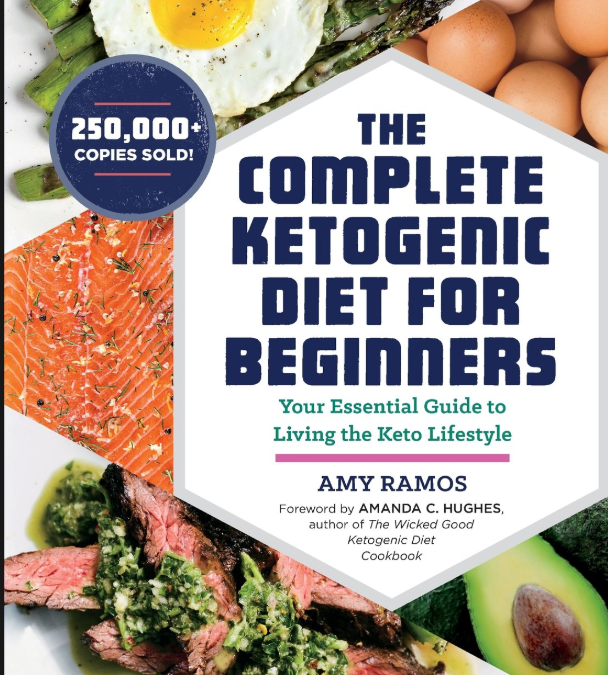 Résumé du livre The Complete KETOGENIC DIET For Beginners de Amy Ramos