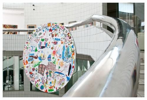 Rota di 4 mt di diametro Casa Museo R. Brindisi Agosto 2012