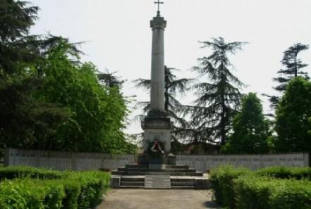 Curtatone-colonna monumentale