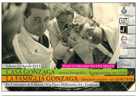 Cartolina CASA GONZAGA