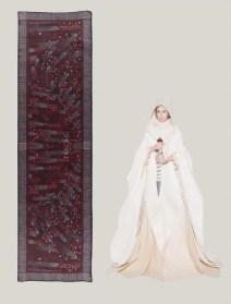 Moda: collezione foulard omaggio a Matilde di Canossa