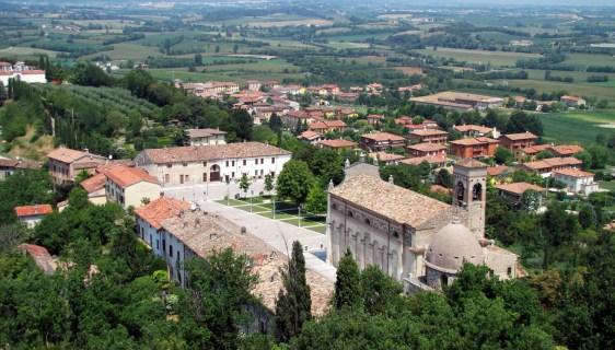 Vista de Solferino. View of Solferino.