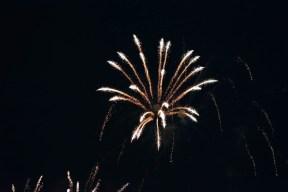 Fuochi d'artificio a Grazie2