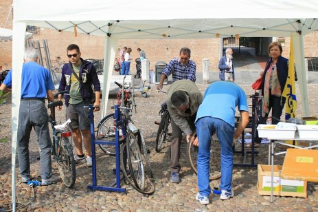 Villaggio della bicicletta - FIAB Mantova
