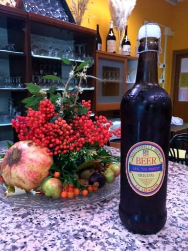 La birra Luartis realizzata dagli studenti dell'alberghiero di Gazoldo