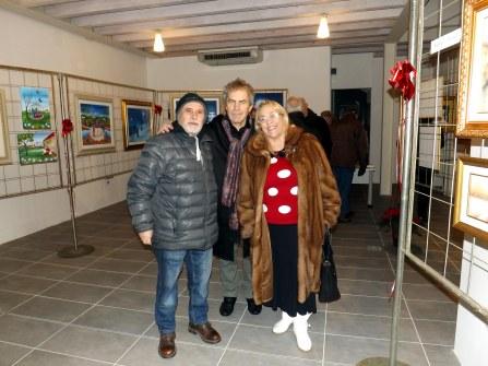 i pittori Paulis - Nonfarmale e Bertazzoni