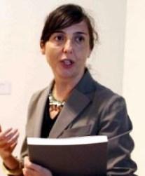 Maria Luisa Pacelli, Direttrice delle GAMC.jpg