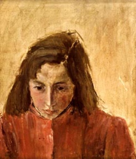 1922 Autoritratto