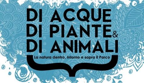 di acque di piante & di animali