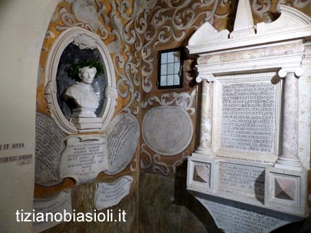 Folengo - cappella funeraria