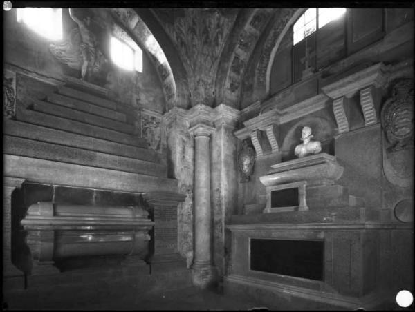 cappella funeraria di Baldassarre Castiglione - foto dstudio Calzolari
