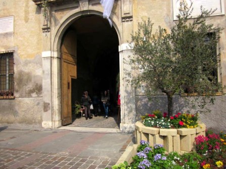 Castel Goffredo - Dillo coi fiori 2016