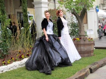 Castel Goffredo - sfilata di moda