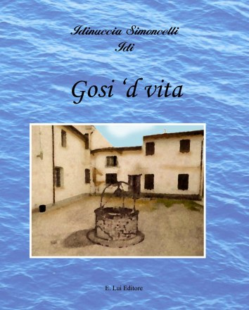 copertina Gosi 'd vita di Idinuccia Simoncelli