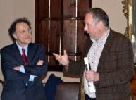 Fabiano dell'-OCM e Assmann direttore del Palazzo Ducale di Mantova