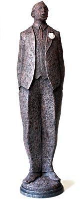 FONSATI RODOLFO, Il fiore all'occhiello, 2015, terracotta, h. 73 cm (200).jpg