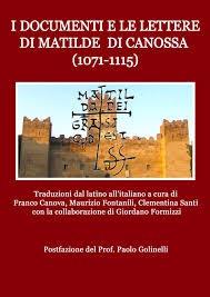 I documenti e le lettere di Matilde di Canossa