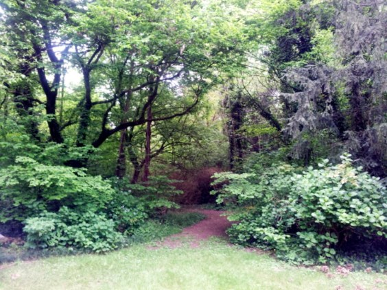 Parco delle Bertone-sentiero romantico