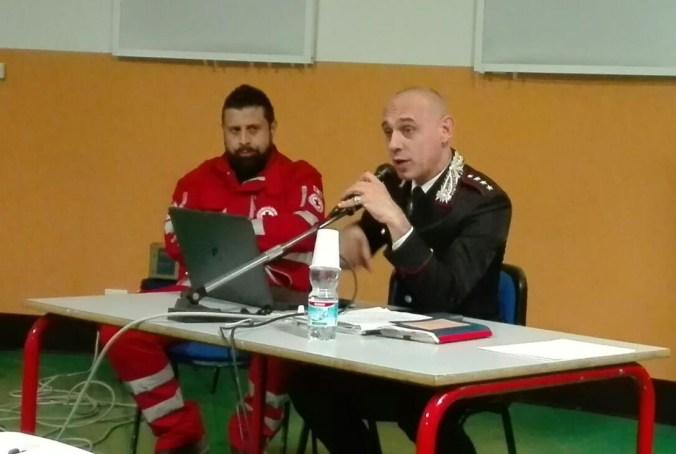 """Reggiolo - incontro """"l'Italia che aiuta"""""""