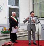 inaugurazione asilo - consegna delle chiavi struttura