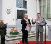 inaugurazione asilo - consegna delle chiavi