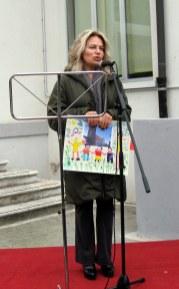 inaugurazione asilo nido - consigliere regionale Baroni
