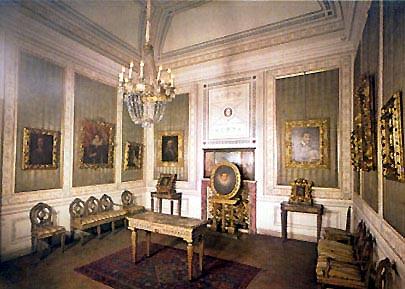 sala dei ritratti