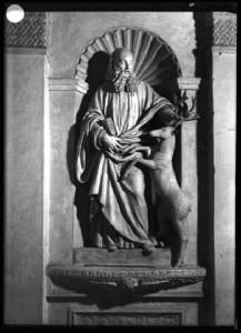 Statua di San Simeone