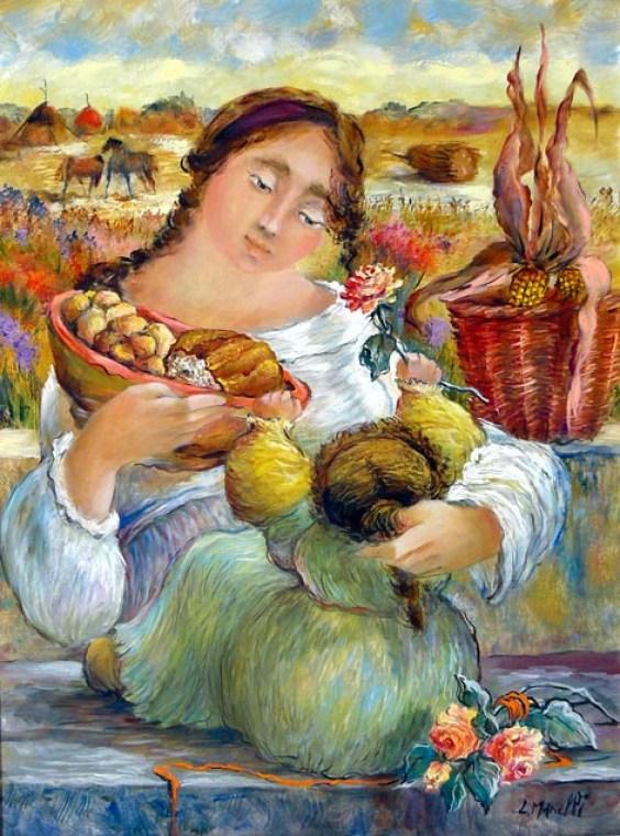 La madre, il pane.jpg