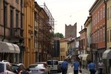 Reggiolo-dopo il sisma