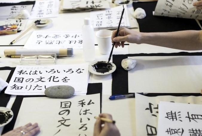corso di calligrafia