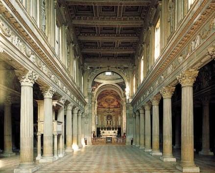 Duomo di Mantova-interno