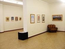 Galleria Sartori - mostra di Gino Terreni.2