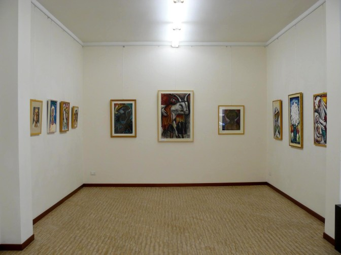 Galleria Sartori - mostra di Gino Terreni.4